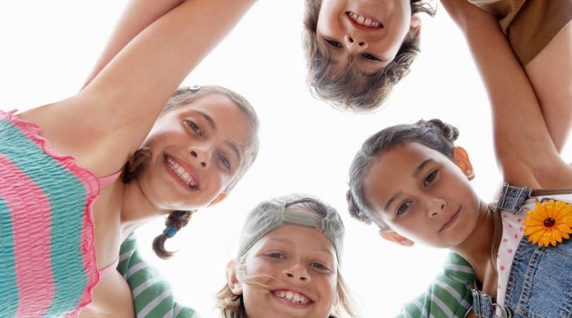 Biodanza con niños